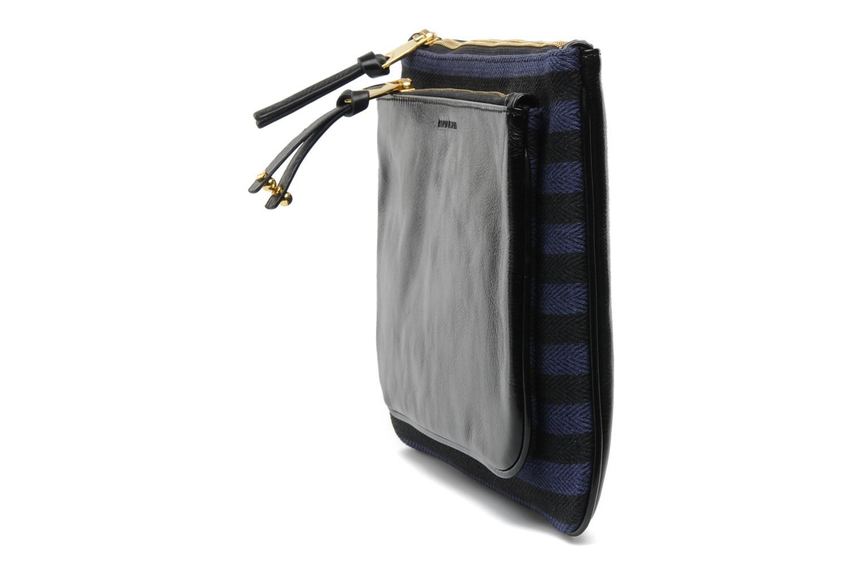 Portemonnaies & Clutches Sonia Rykiel DAUPHINE Maxi pochette blau schuhe getragen