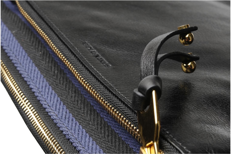 Portemonnaies & Clutches Sonia Rykiel DAUPHINE Maxi pochette blau ansicht von links