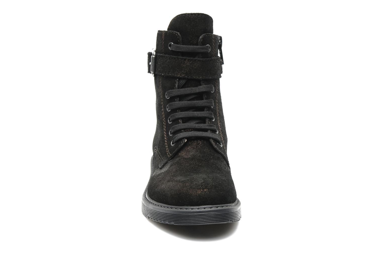 Bottines et boots Unisa Meras Noir vue portées chaussures