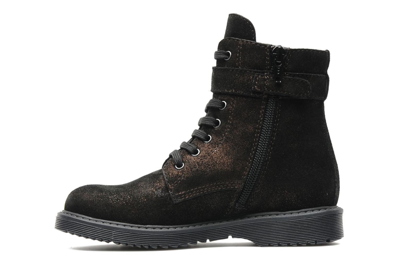 Bottines et boots Unisa Meras Noir vue face