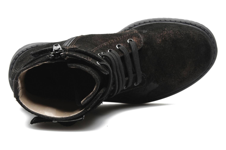 Stiefeletten & Boots Unisa Meras schwarz ansicht von links