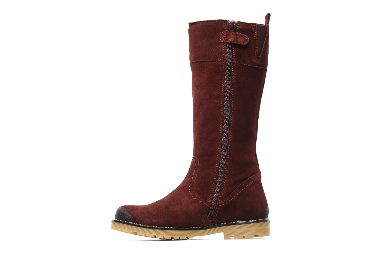 Boots & wellies Unisa Inda Burgundy front view