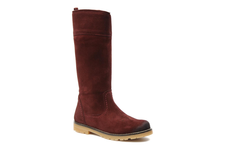 Boots & wellies Unisa Inda Burgundy detailed view/ Pair view