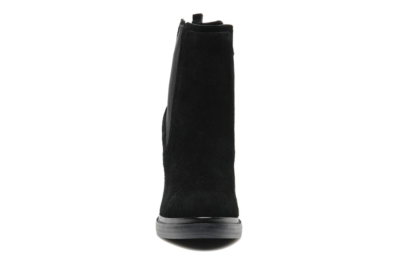 Ankle boots Bronx Cayen Black model view