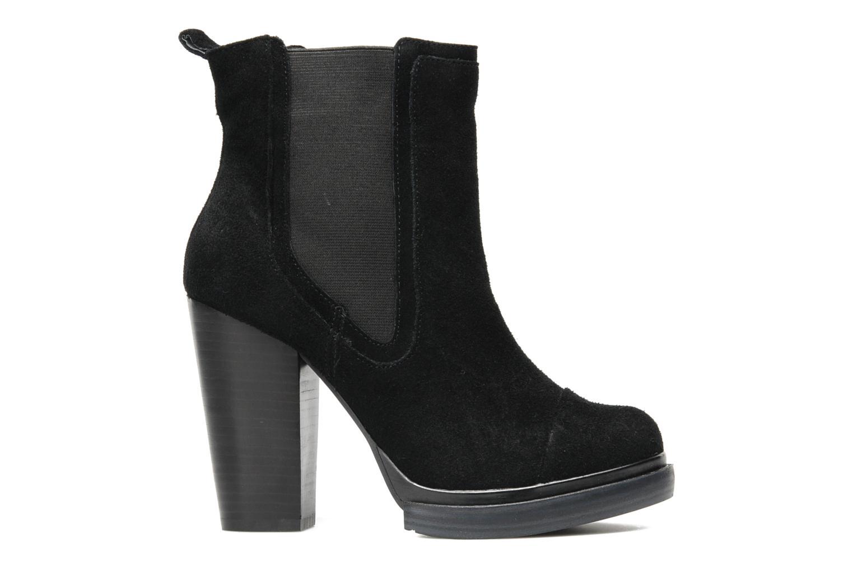 Ankle boots Bronx Cayen Black back view