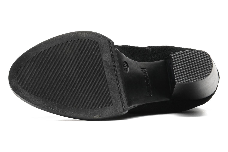 Stiefeletten & Boots Bronx Cayen schwarz ansicht von oben
