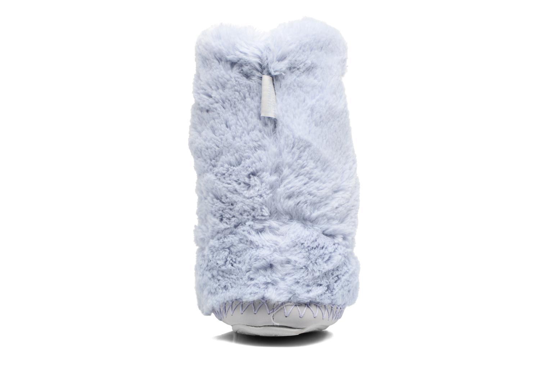 Chaussons BEDROOM ATHLETICS Monroe Bleu vue droite