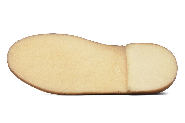 Snörade skor Clarks Originals Desert London Brun bild från ovan