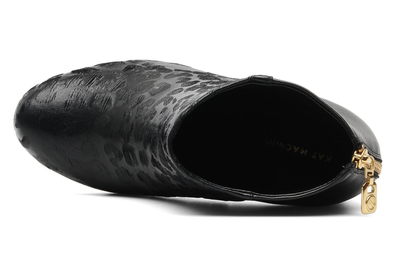 Bottines et boots Kat Maconie Grace Noir vue gauche