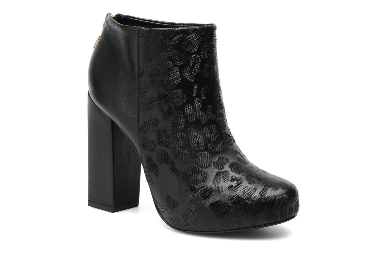 Bottines et boots Kat Maconie Grace Noir vue détail/paire