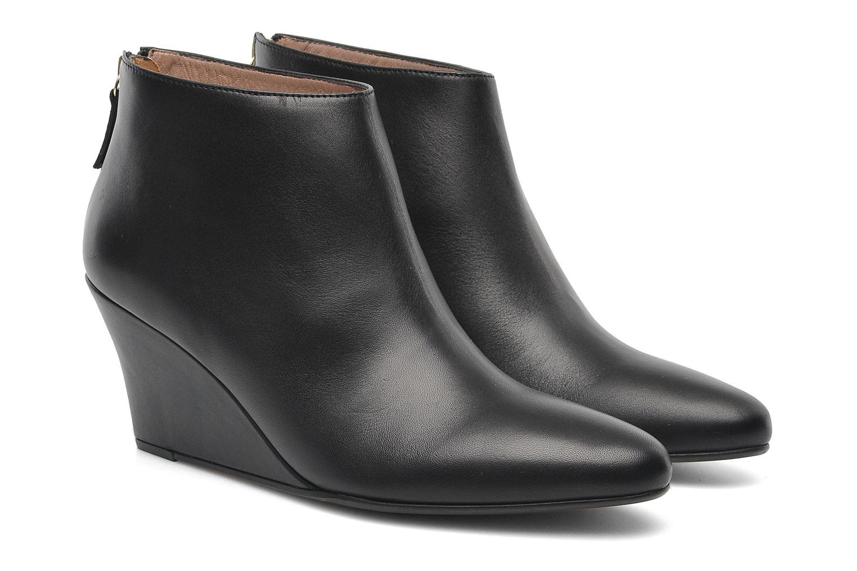 Boots en enkellaarsjes Avril Gau Loty Zwart 3/4'