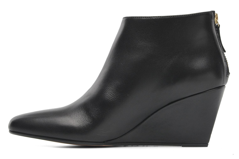 Boots en enkellaarsjes Avril Gau Loty Zwart voorkant