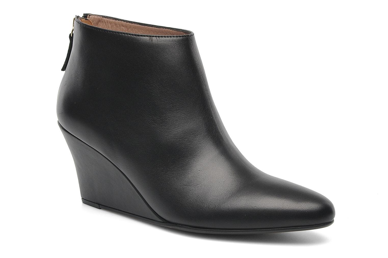 Boots en enkellaarsjes Avril Gau Loty Zwart detail