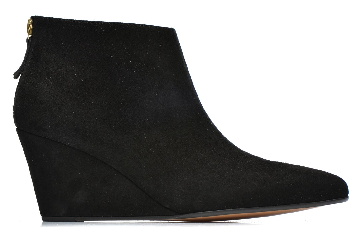 Ankle boots Avril Gau Loty Black back view