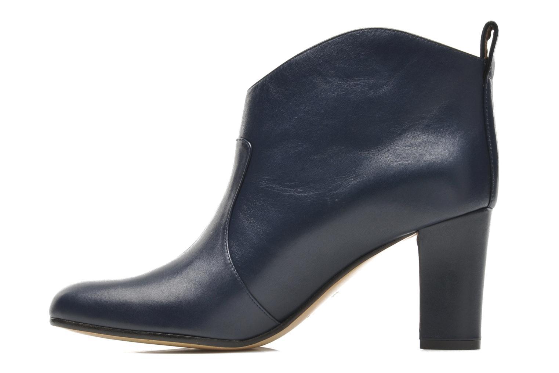 Bottines et boots Avril Gau Foxy Bleu vue face