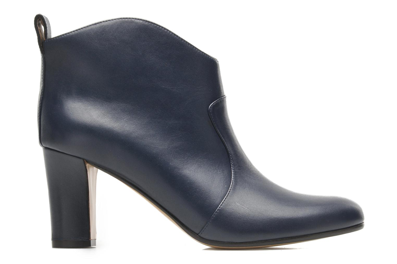 Bottines et boots Avril Gau Foxy Bleu vue derrière