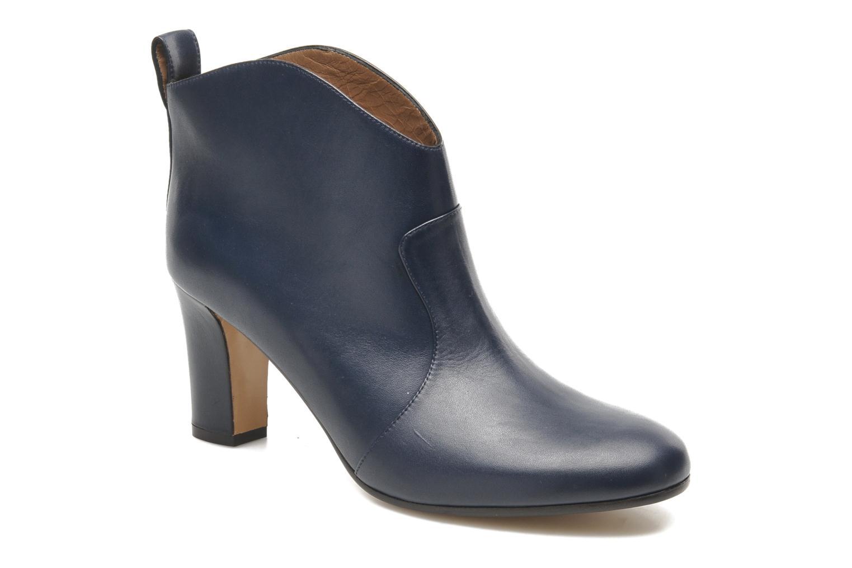 Bottines et boots Avril Gau Foxy Bleu vue détail/paire