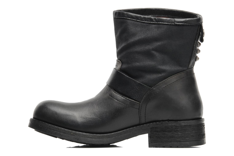Bottines et boots Koah Nina Noir vue face