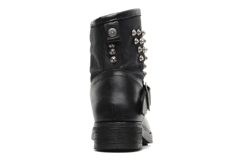 Bottines et boots Koah Nina Noir vue droite