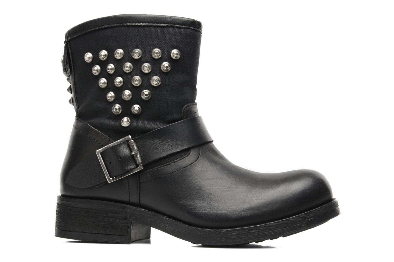 Bottines et boots Koah Nina Noir vue derrière