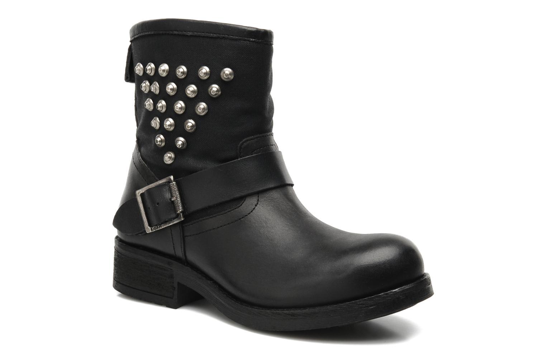 Bottines et boots Koah Nina Noir vue détail/paire