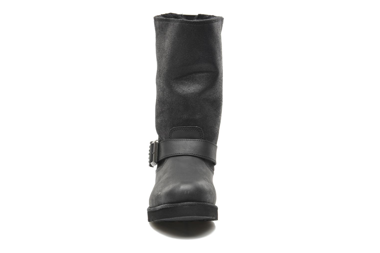 Stiefeletten & Boots Buffalo Bimago schwarz schuhe getragen