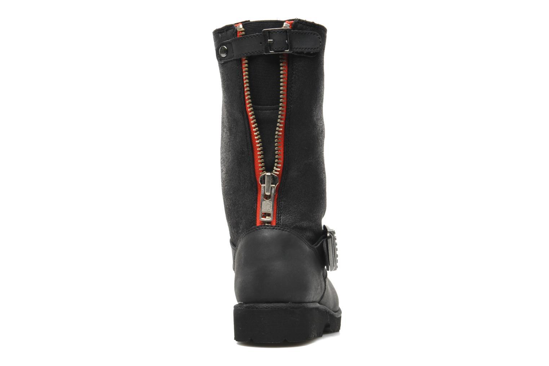 Boots en enkellaarsjes Buffalo Bimago Zwart rechts