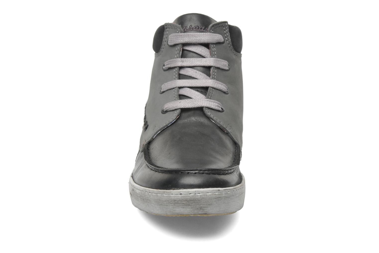 Chaussures à lacets Mascaret Ulysse 2 Streetex Noir vue portées chaussures