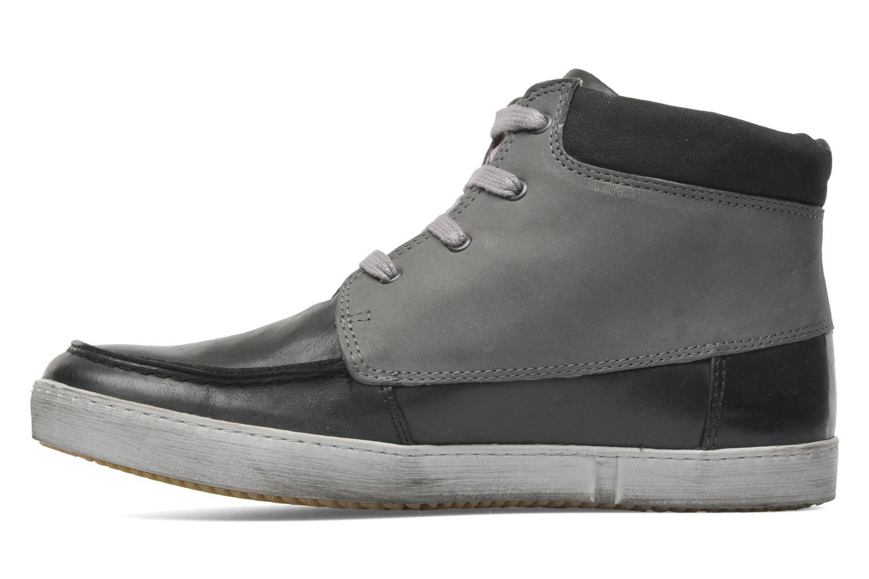 Chaussures à lacets Mascaret Ulysse 2 Streetex Noir vue face