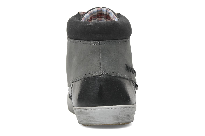 Chaussures à lacets Mascaret Ulysse 2 Streetex Noir vue droite