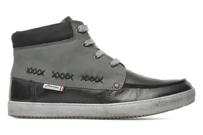Chaussures à lacets Mascaret Ulysse 2 Streetex Noir vue derrière