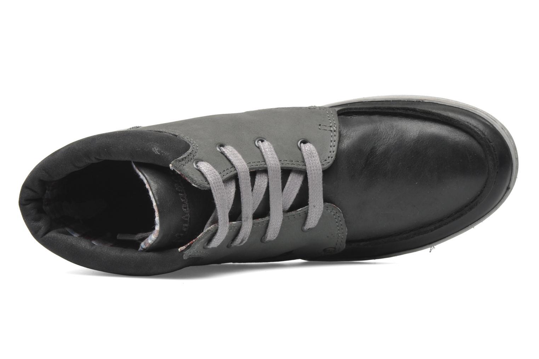 Chaussures à lacets Mascaret Ulysse 2 Streetex Noir vue gauche