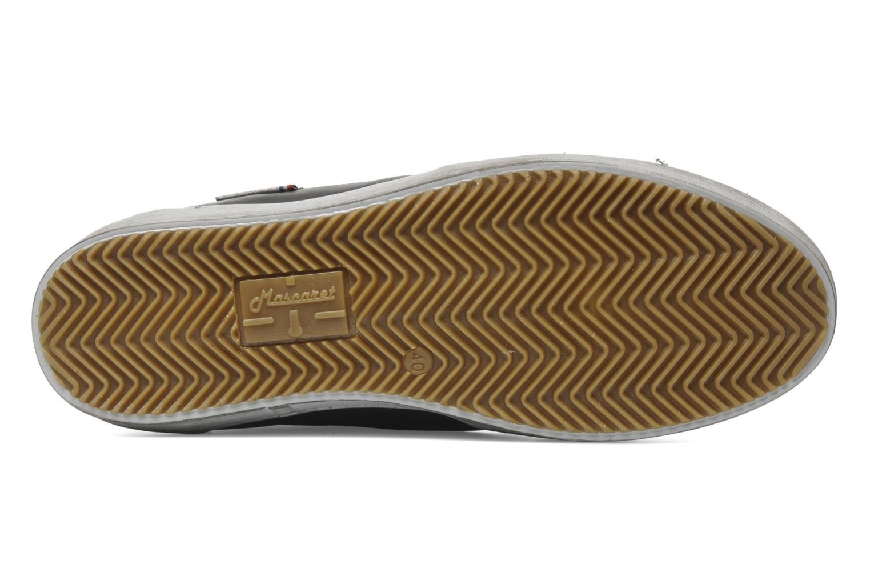Chaussures à lacets Mascaret Ulysse 2 Streetex Noir vue haut