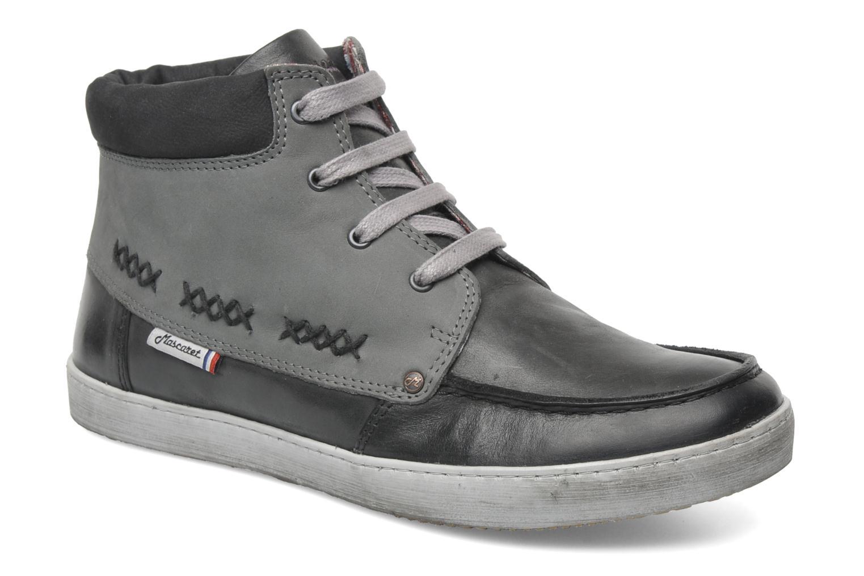 Chaussures à lacets Mascaret Ulysse 2 Streetex Noir vue détail/paire