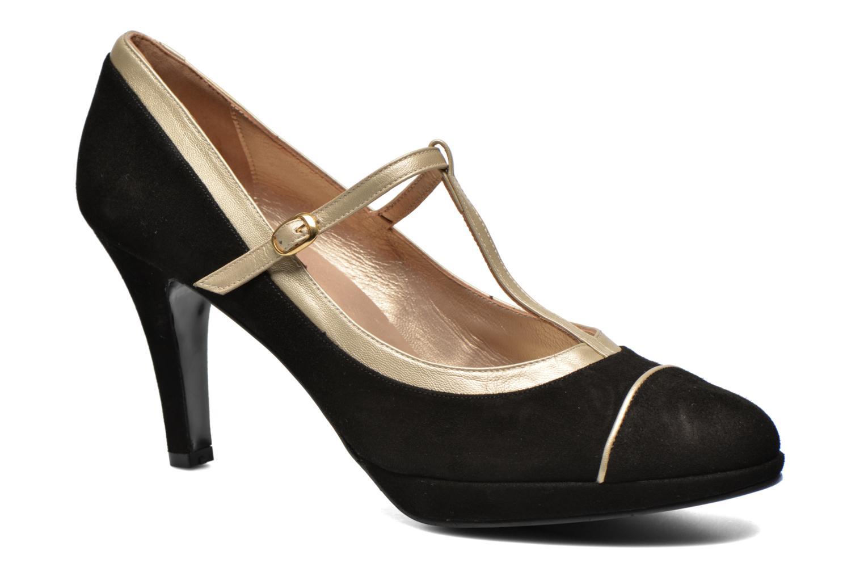 Grandes descuentos últimos zapatos - Anna Volodia Marcia (Negro) - zapatos Zapatos de tacón Descuento d105aa