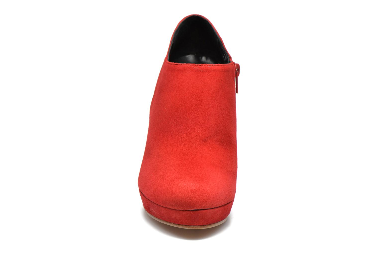 Stiefeletten & Boots Anna Volodia Anabel rot schuhe getragen