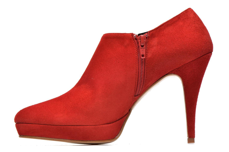 Stiefeletten & Boots Anna Volodia Anabel rot ansicht von vorne