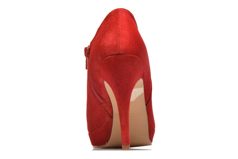 Stiefeletten & Boots Anna Volodia Anabel rot ansicht von rechts