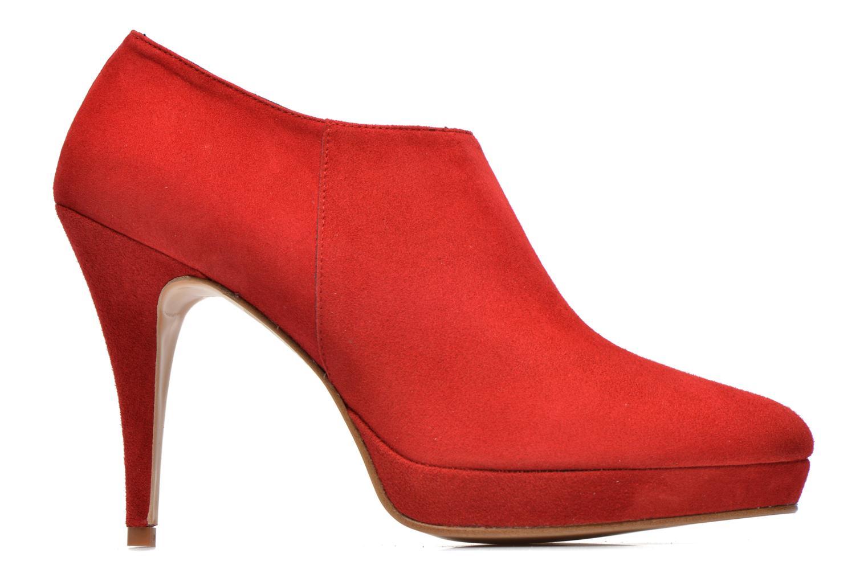 Stiefeletten & Boots Anna Volodia Anabel rot ansicht von hinten