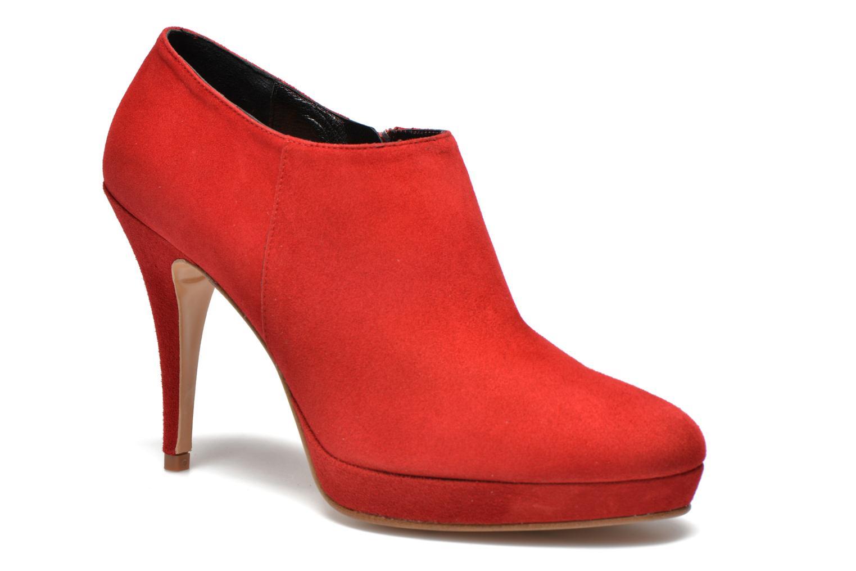 Stiefeletten & Boots Anna Volodia Anabel rot detaillierte ansicht/modell