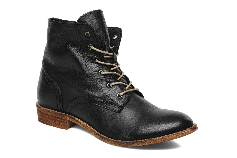 Boots en enkellaarsjes Mustang shoes Multa Zwart 3/4'