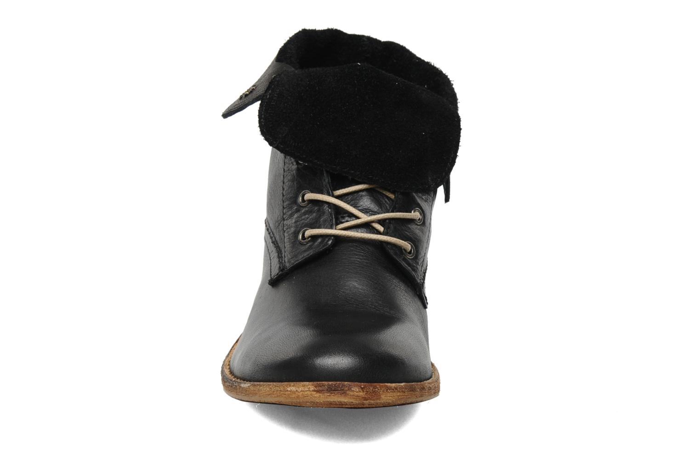 Boots en enkellaarsjes Mustang shoes Multa Zwart model