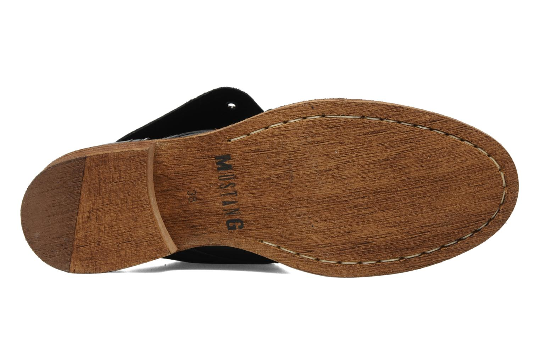 Boots en enkellaarsjes Mustang shoes Multa Zwart boven