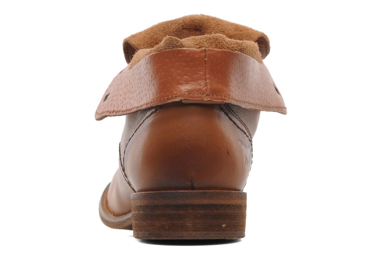 Bottines et boots Mustang shoes Multa Marron vue droite