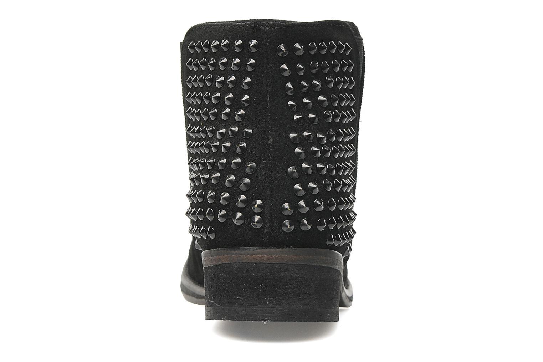 Bottines et boots Les Tropéziennes par M Belarbi Denvers Noir vue droite
