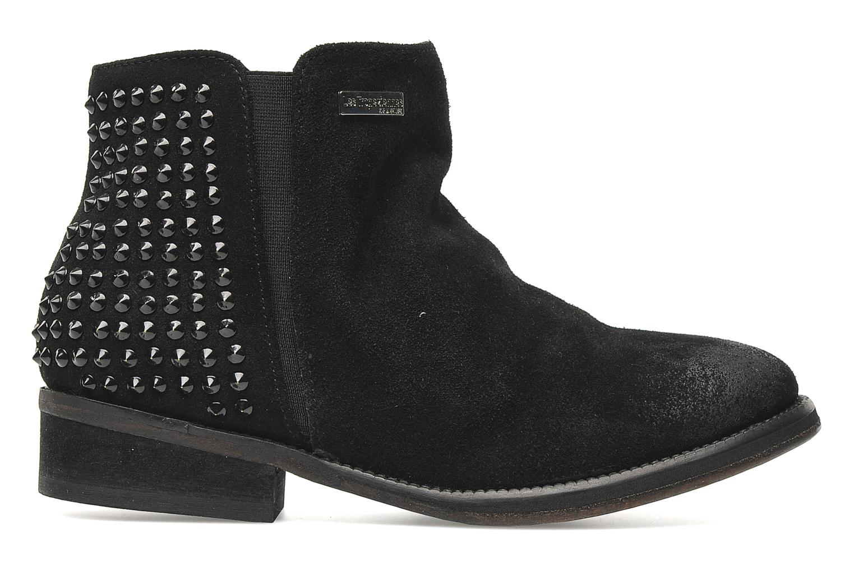 Bottines et boots Les Tropéziennes par M Belarbi Denvers Noir vue derrière