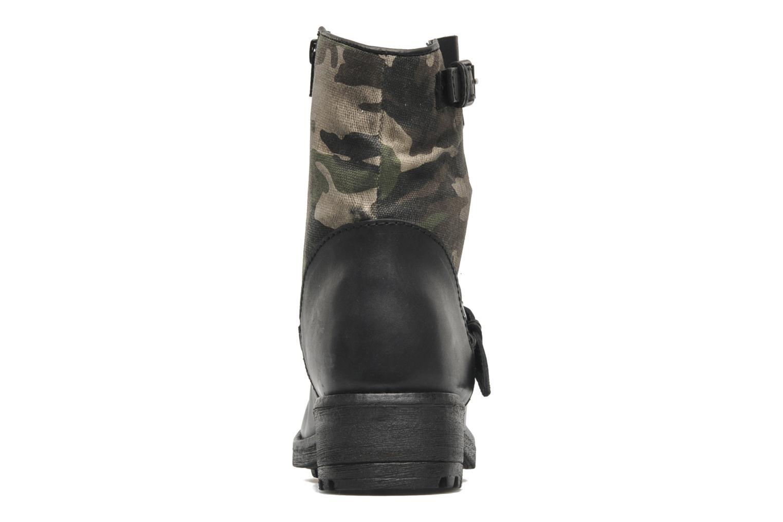 Bottines et boots Les Tropéziennes par M Belarbi Lucky Noir vue droite