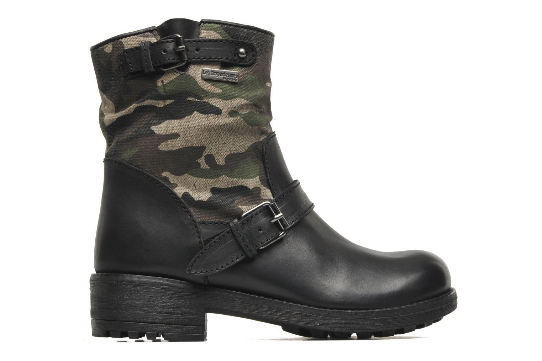 Bottines et boots Les Tropéziennes par M Belarbi Lucky Noir vue derrière