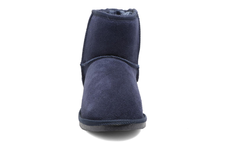 Ankle boots Les Tropéziennes par M Belarbi Flocon Blue model view