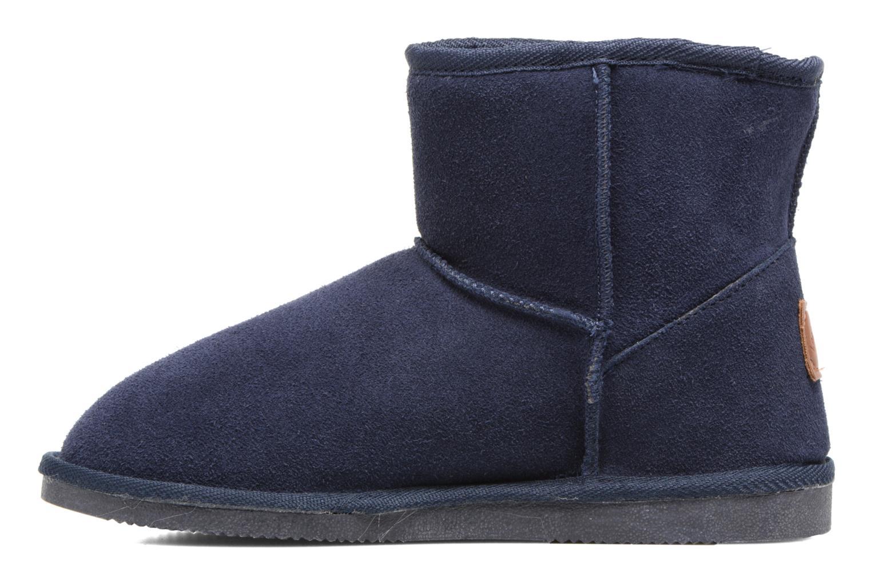 Ankle boots Les Tropéziennes par M Belarbi Flocon Blue front view